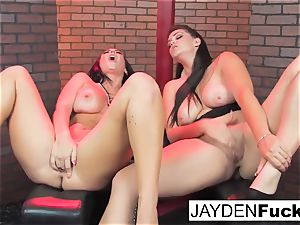 dark-hued Leather chair lesbos