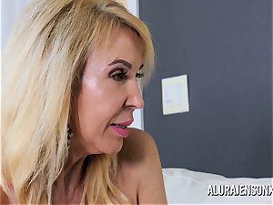 Erica Lauren and Alura Jenson vagina drilling 3