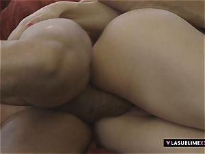 LASUBLIMEXXX Valentina Nappi satiates a insane dude
