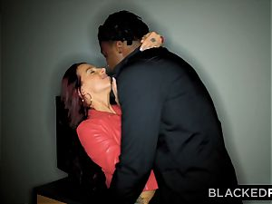 BLACKEDRAW Evelin Stone Will Do ANYTHING For Her bbc dad