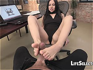 plowing a Russian bombshell in pov