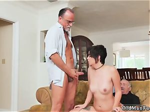 Tricky senior tutor More 200 years of man meat for this fabulous dark haired!
