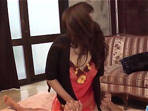 Reina Hashimoto japanese home fuck-a-thon - More at 69avs.com