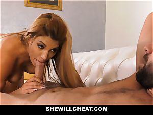 SheWillCheat - super-steamy cuckold wifey revenge fucking