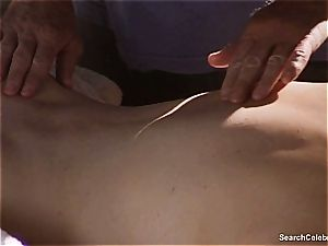 sumptuous Mimi Rogers gets her entire figure fondled