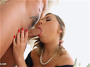 Diana Dali getting a wood deep in culo for anal invasion on bootie