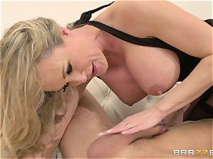 Brandi enjoy gets her revenge on her hotwife boy