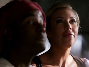pixie godmother Julia Ann grants a meatpipes desire