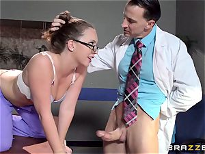 Nurse Maddy OReilly puts things right with a drilling