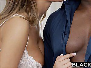 Abigail Mac and August Ames love big black cock