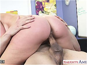 Veronica Avluv naughty for fuckpole after talking about romp