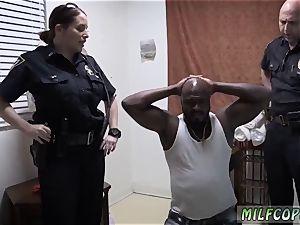 black ebony rimming milf Cops