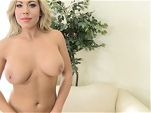 Olivia Austin showcases what she has at this intercourse fuelled interview