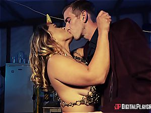 Danny D uses his beef whistle to bait a succubus